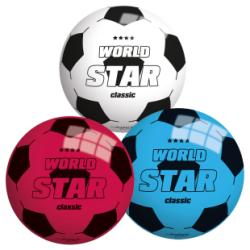 Ball World Star, ø 22 cm