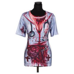 Shirt Bloody Nurse one size